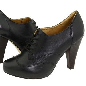 Seychelles Blimey BRAND NEW Lace-up Black Booties
